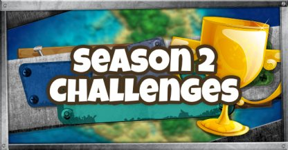 Défis de la saison 2