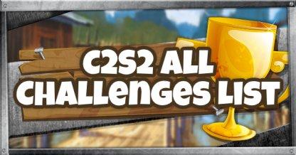 Défis C2S2