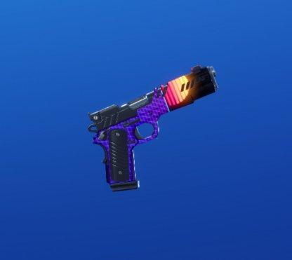 Wrap NEONIMAL - Pistolet