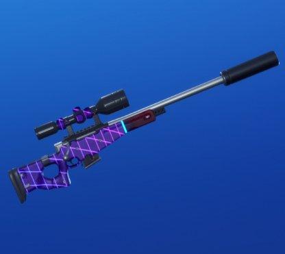 NEONIMAL Wrap - Fusil de sniper