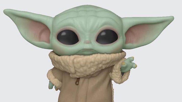 Baby Yoda est le Funko le plus vendu de l'histoire