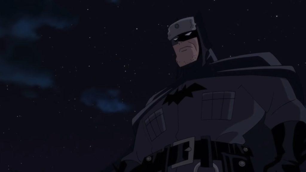 Batman meurt de sang-froid dans ce clip exclusif de Superman: Red Son