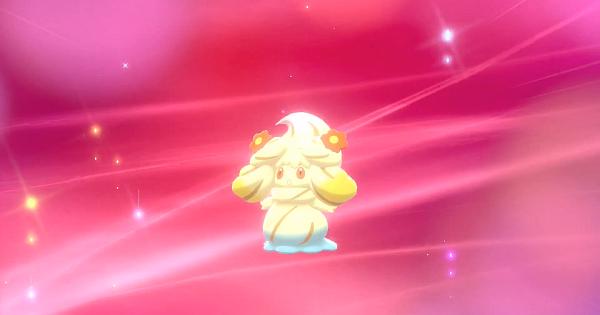Bouclier épée Pokemon   Charmilly – Comment évoluer de Crèmy