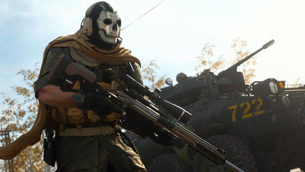 Call of Duty: Modern Warfare – La carte de la supposée bataille royale est filtrée