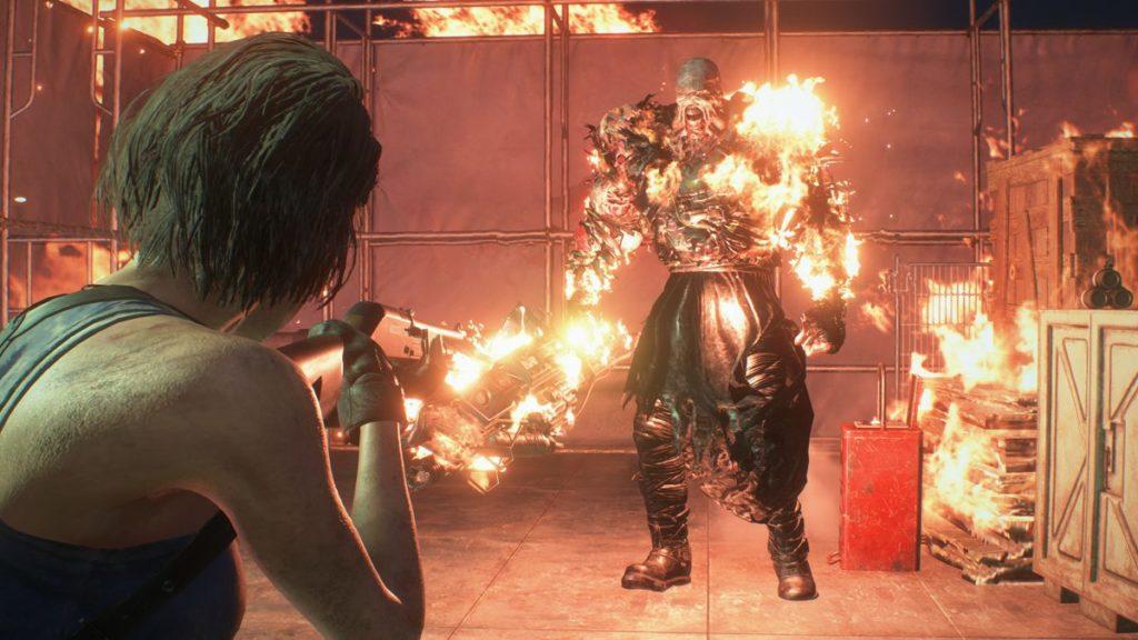 Capcom confirme que la démo de Resident Evil 3 Remake est proche