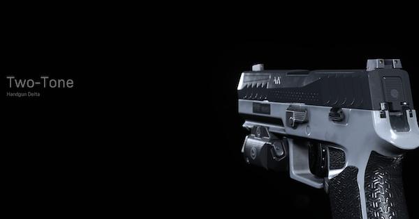 CoD: MW 2019   Arme de poing bicolore – Statistiques et comment débloquer   Call of Duty: Modern Warfare