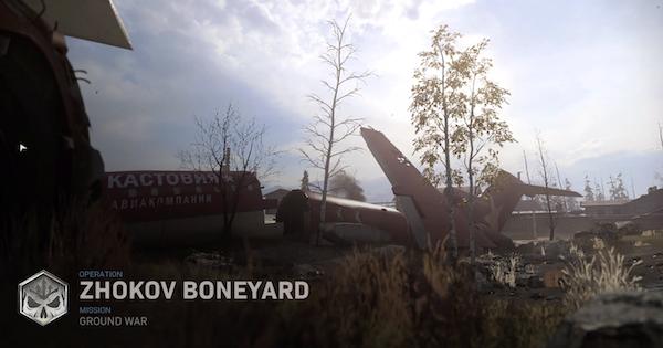 CoD: MW 2019   Zhokov Boneyard – Guide des cartes   Call of Duty: Modern Warfare