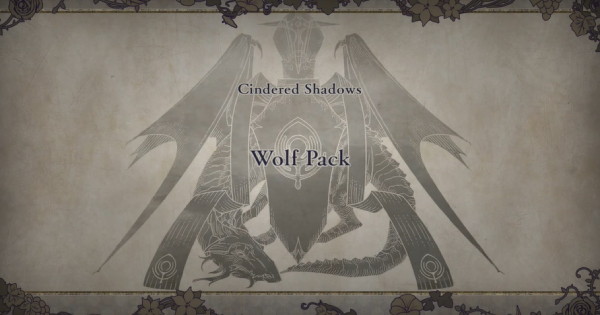 FE3H | Wolf Pack (Cindered Shadows: Chapter 7) | Fire Emblem Three Houses