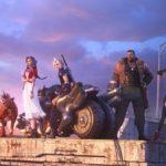 Final Fantasy 7 Remake rassemble son protagoniste dans un art spectaculaire