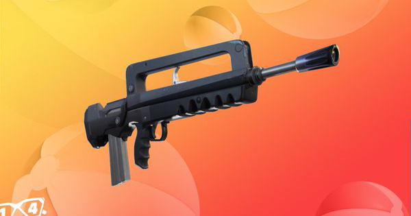 Fortnite | Fusil d'assaut à rafale (Guide du fusil d'assaut à rafale)