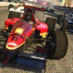 GTA Online lance des courses de Formule 1