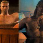 Henry Cavill révèle pourquoi il n'a pas pu recréer complètement la scène de la salle de bain dans The Witcher