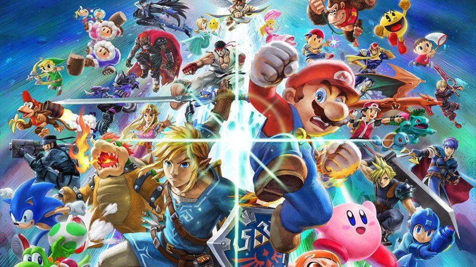 EVO 2020 passe au numérique sans Super Smash Bros.Ultimate