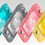 Nintendo Switch Lite reçoit la couleur corail au Japon