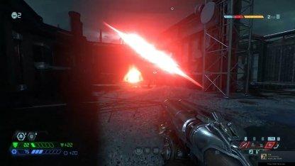 Envoie des projectiles à longue portée