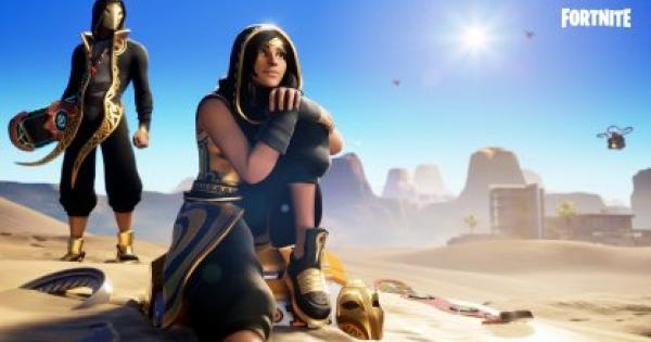 Fortnite | SANDSTORM – Skin Review, Image & Shop Price