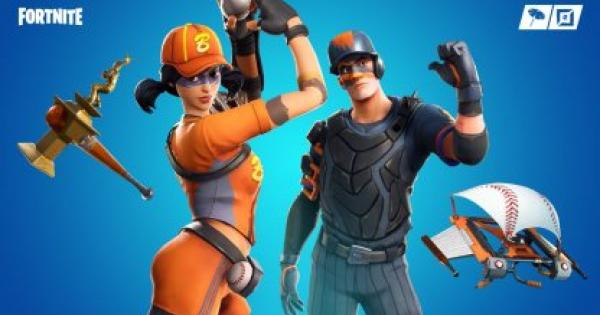 Fortnite | SLUGGER Skin – Ensemble et styles