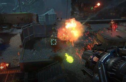 Arme explosive de zone à haut rendement