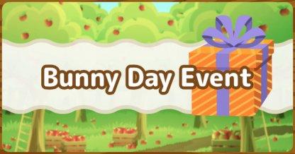 Événement Bunny Day
