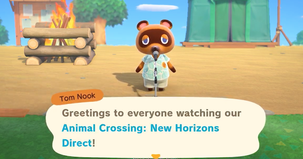 Animal Crossing New Horizons | Nintendo Direct – Chaque nouvelle fonctionnalité de gameplay révélée | Interrupteur de passage d'animaux