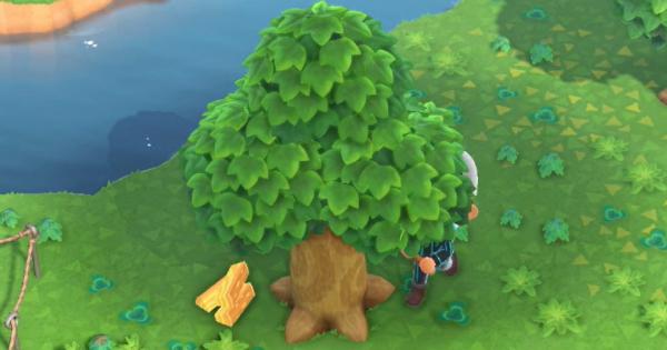 Animal Crossing New Horizons | Résineux – Comment l'obtenir | Interrupteur de passage d'animaux