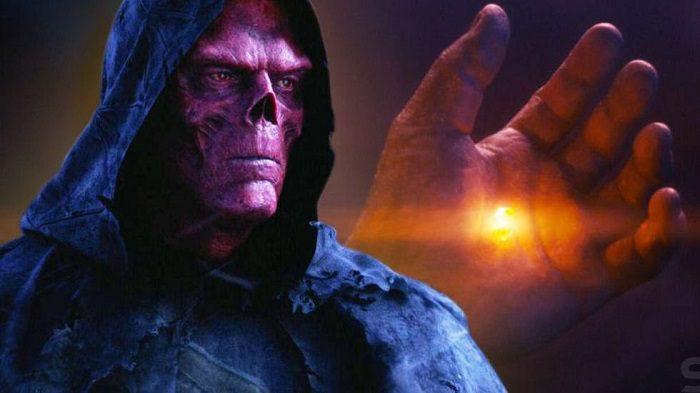 Avengers Engame: les bandes dessinées confirment pourquoi le crâne rouge n'a jamais pu obtenir une âme précieuse