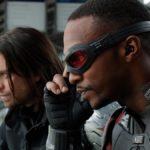 Bucky et Sam ne sont pas exactement amis dans Falcon et Winter Soldier