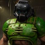 Doom Eternal joué à la troisième personne est aussi rare que vous l'imaginez