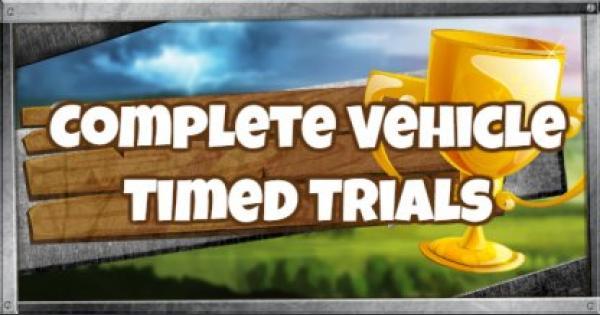 Fortnite | Relevez le défi des essais chronométrés pour véhicules – Emplacement | Semaine 10