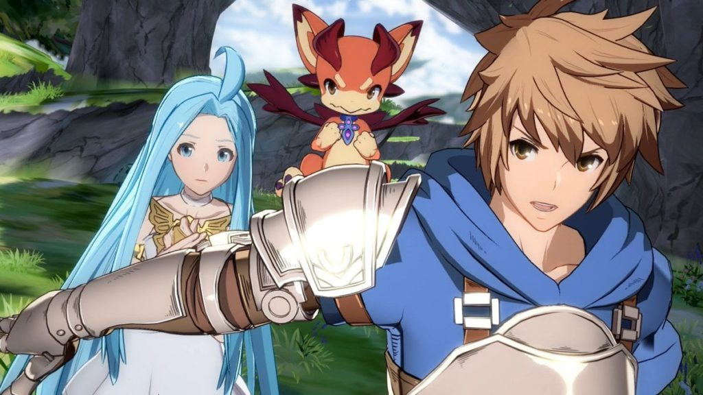 Granblue Fantasy Review: Versus pour PS4 et PC