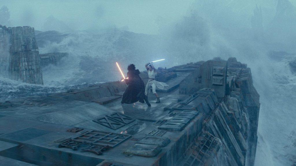 Le script de Star Wars: Skywalker's Rise a été réécrit quotidiennement