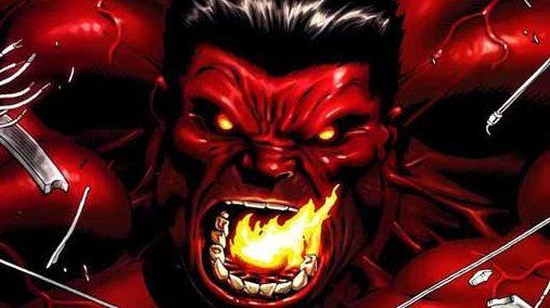Marvel: un fan imagine les débuts de William Hurt à l'UCM en tant que Red Hulk