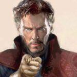Scott Derrickson partage une affiche de Doctor Strange vous demandant de rester à la maison