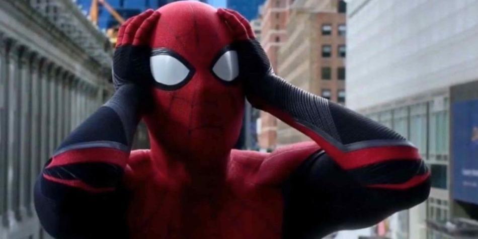 Spider-Man: l'art conceptuel loin de chez soi révèle un élémentaire que nous n'avons jamais vu