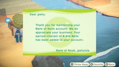 Obtenez des intérêts de la banque