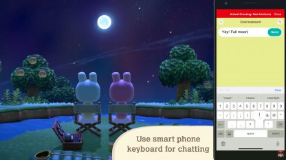 Utiliser un appareil mobile pour discuter