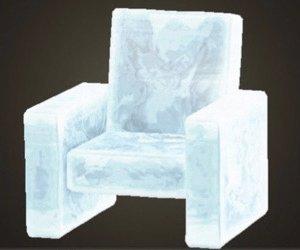 Chaise congelée