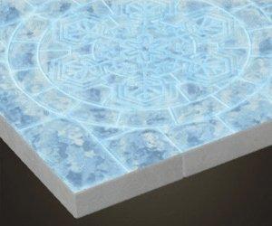 Plancher de glace