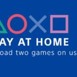 PlayStation annonce l'initiative Play At Home, avec des jeux gratuits pour PS4