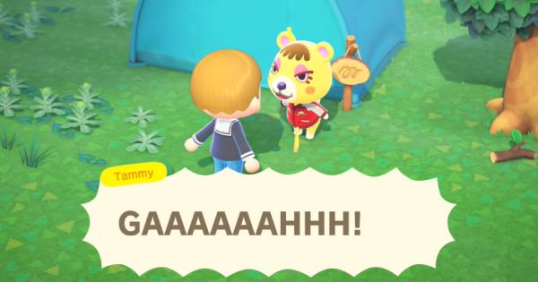 Animal Crossing New Horizons | Comment faire partir les villageois | Interrupteur de passage d'animaux