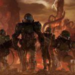 DOOM Eternal félicite Final Fantasy VII Remake avec une image spectaculaire