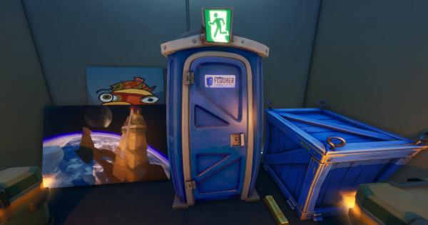 Fortnite | Échapper à un coffre-fort en utilisant un passage secret – JeuxPourTous