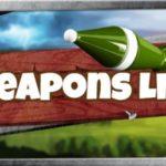 Liste des statistiques de toutes les armes