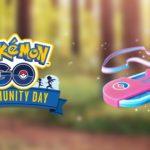 Pokémon GO récupère les Community Days sans que vous ayez à quitter la maison