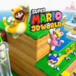 Une chaîne majeure prête pour Super Mario 3D World pour Nintendo Switch