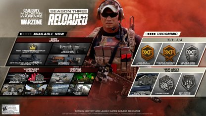 CoD MW Warzone Update 1.20