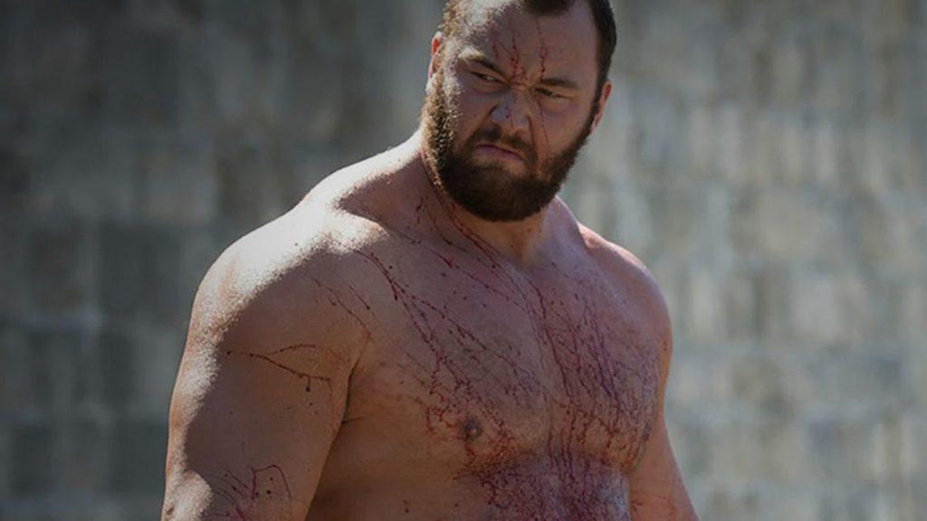 L'acteur qui joue The Mountain dans Game of Thrones bat le record du monde d'haltérophilie