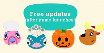 Mises à jour et DLC gratuits