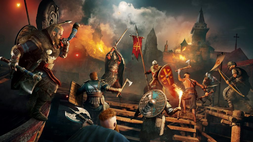 Assassin & # 039; s Creed Valhalla aura Beowulf en mission spéciale