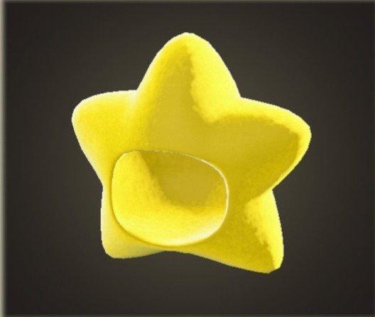 Chapeau étoile